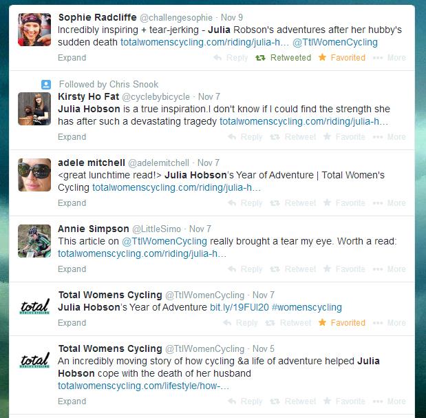 Julia Hobson Twitter